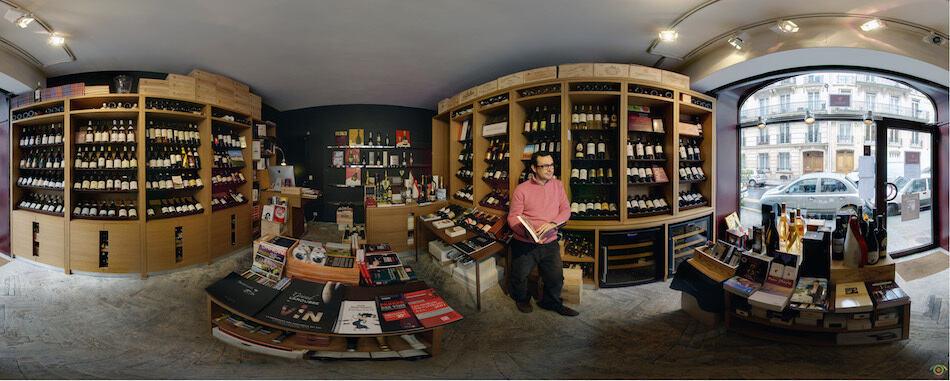 Appelation & Co., une cave à vins librairie à deux pas du Bon Marché